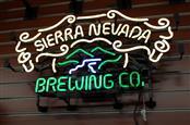 SIERRA NEVADA neon sign